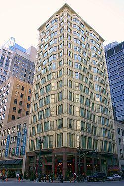 Reliance Building Reliance Building Wikipedia la enciclopedia libre