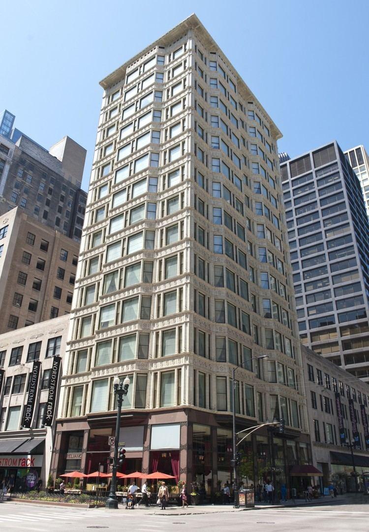 Reliance Building Reliance Building Buildings of Chicago Chicago Architecture