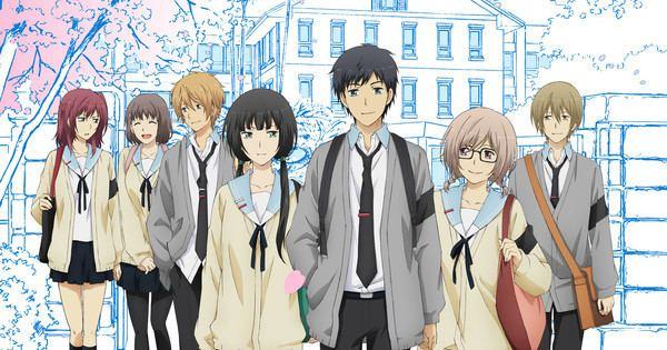 ReLIFE Anime Spotlight ReLIFE Anime News Network
