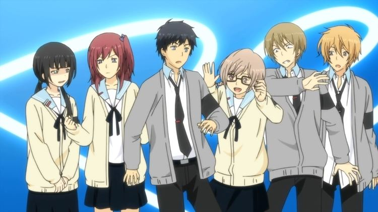 ReLIFE ReLIFE Review Anime Evo