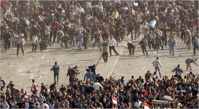 Religious violence Weekend Religious Violence in Egypt Claims 25 Lives Politic365