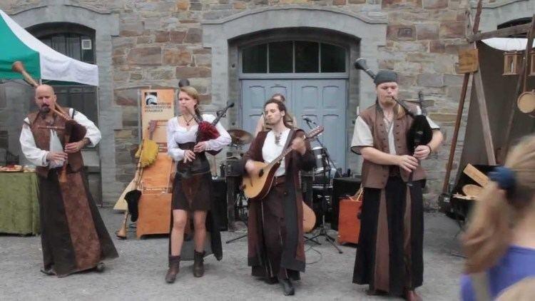 Reliquiae (band) 6 Historischer Handwerkermarkt Piesberg Osnabrck mit der Band