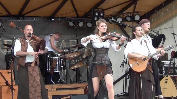 Reliquiae (band) Reliquiae Douce Dame Jolie MPS HoLo 2012 YouTube