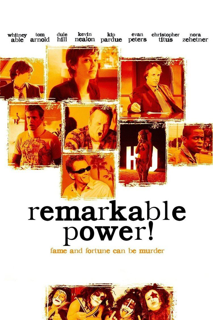 Remarkable Power wwwgstaticcomtvthumbmovieposters190346p1903