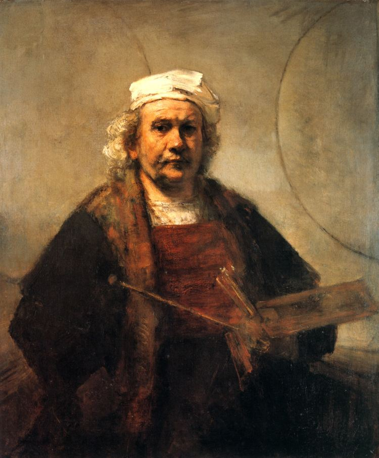 Rembrandt Rembrandt van Rijn One of the Greatest Dutch Painters