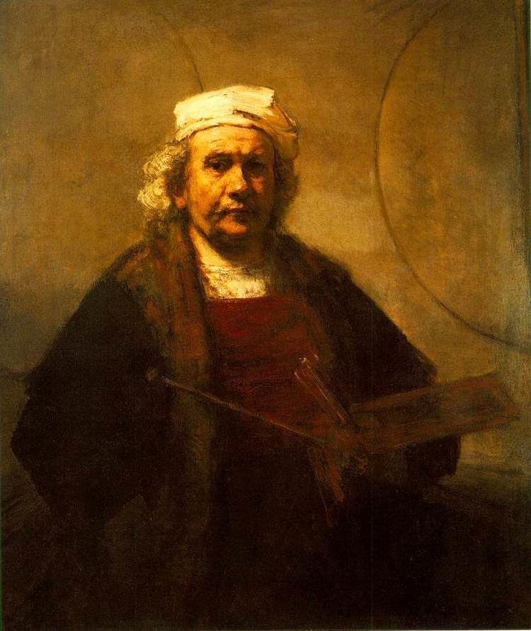 Rembrandt WebMuseum Rembrandt SelfPortraits