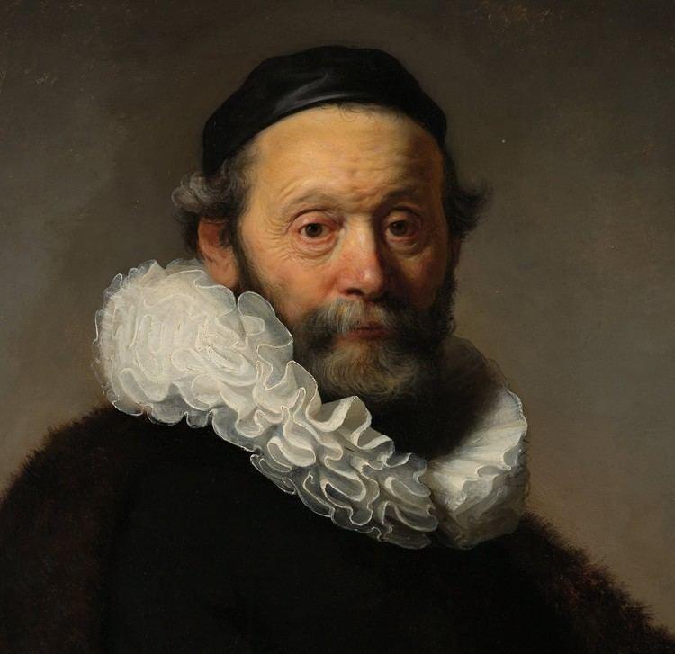 Rembrandt New Art Lesson Rembrandt Portrait Painting By Artist