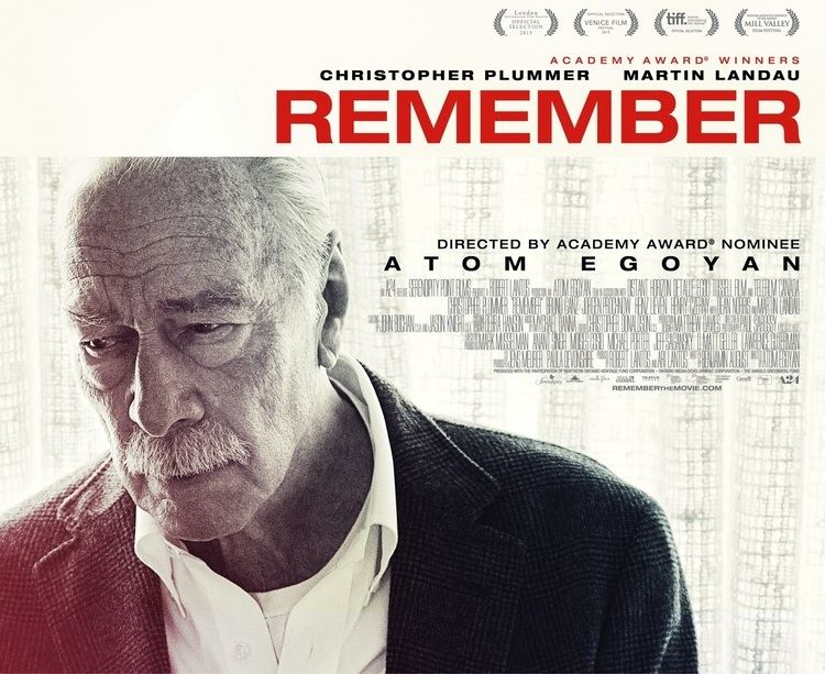 Remember (2015 film) Remember 2015 Canada BrRip 720p ETRG 739 MB Google Drive Amadei33
