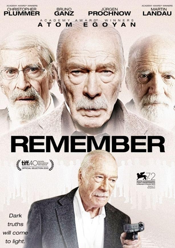 Remember (2015 film) Remember Sydney Jewish Museum