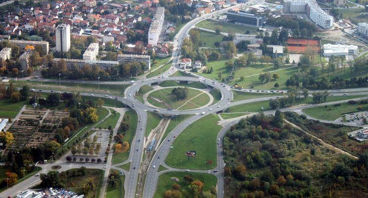 Remetinec Roundabout