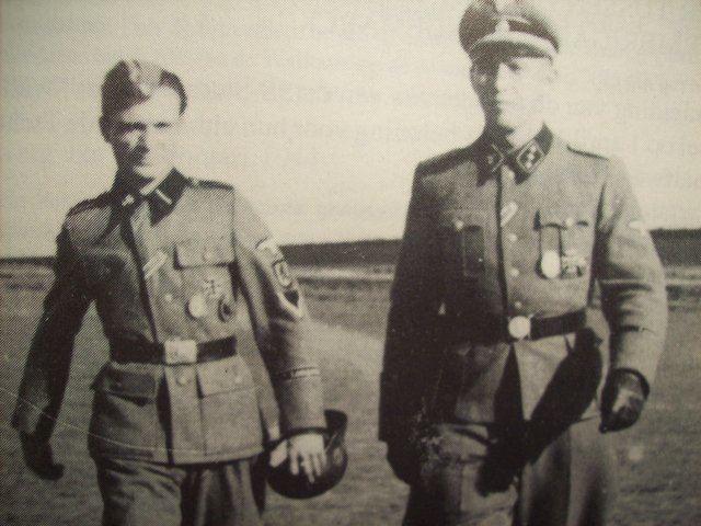 Remi Schrijnen Flamandzki niszczyciel radzieckich czogw Remi Schrijnen