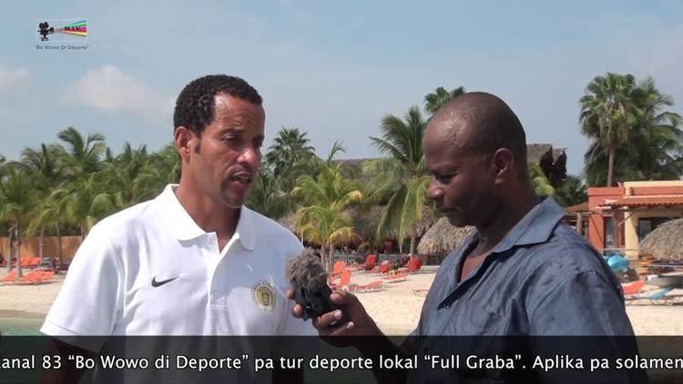 Remko Bicentini Interview Coach Remko Bicentini at Blue Bay Curacao regarding