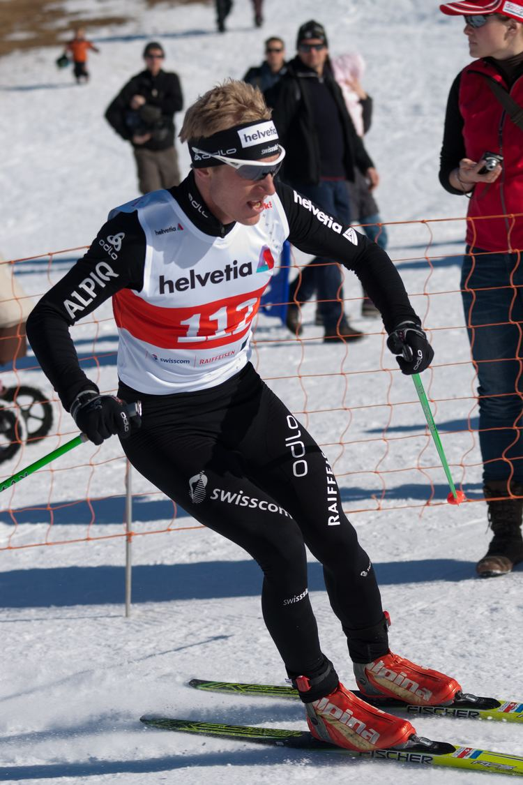 Remo Fischer FileRemo Fischer 2011 Swiss crosscountry skiing championships