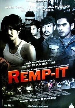 Remp It movie poster