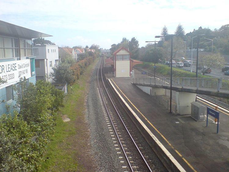 Remuera Railway Station