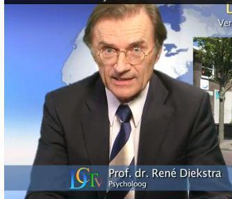René Diekstra Gelezen Ontspoorde wetenschap