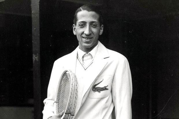 Rene Lacoste History of Lacoste Flying Worm Vintage