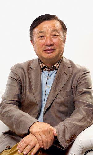 Ren Zhengfei Ren Zhengfei European CEO