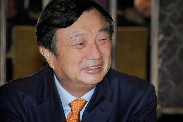 Ren Zhengfei Huawei founder Ren Zhengfei gives first ever media