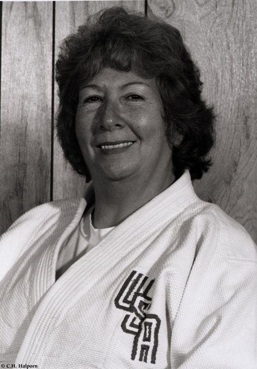 Rena Kanokogi Bubbe in the Dojo Jewschool