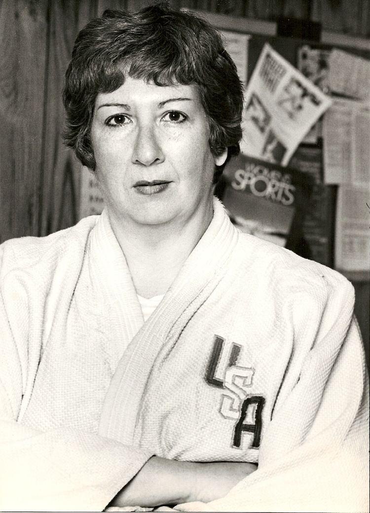 Rena Kanokogi Rusty Kanokogi 1935 2009 Jewish Womens Archive