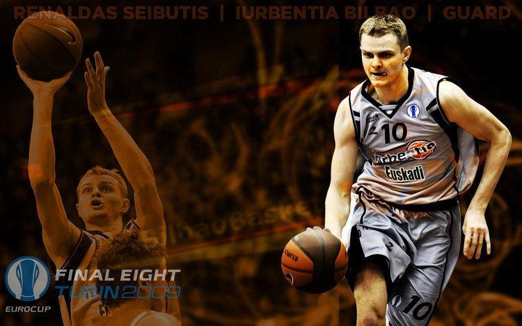 Renaldas Seibutis Renaldas Seibutis Bilbao Widescreen Wallpaper Basketball