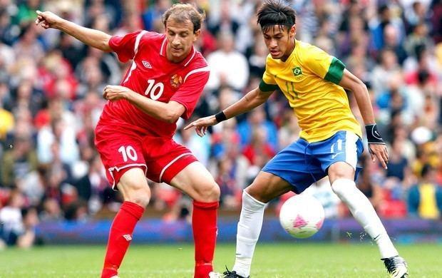 Renan Bardini Bressan BATE39s Brazilianborn forward Renan Bressan adopts Belarus