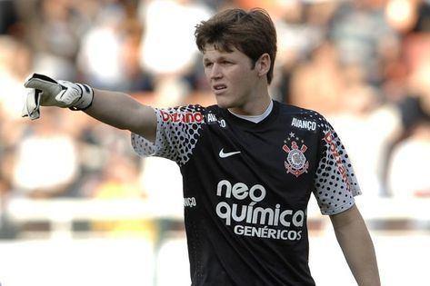 Renan Soares Reuter CLUBE i Goleiro Batistense emprestado pelo Corinthians