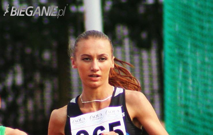 Renata Pliś bieganiepl Baza PRO Renata Pli