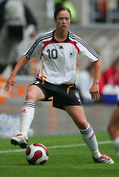 Renate Lingor Renate Lingor Pictures Womens Nationalteam Germany v
