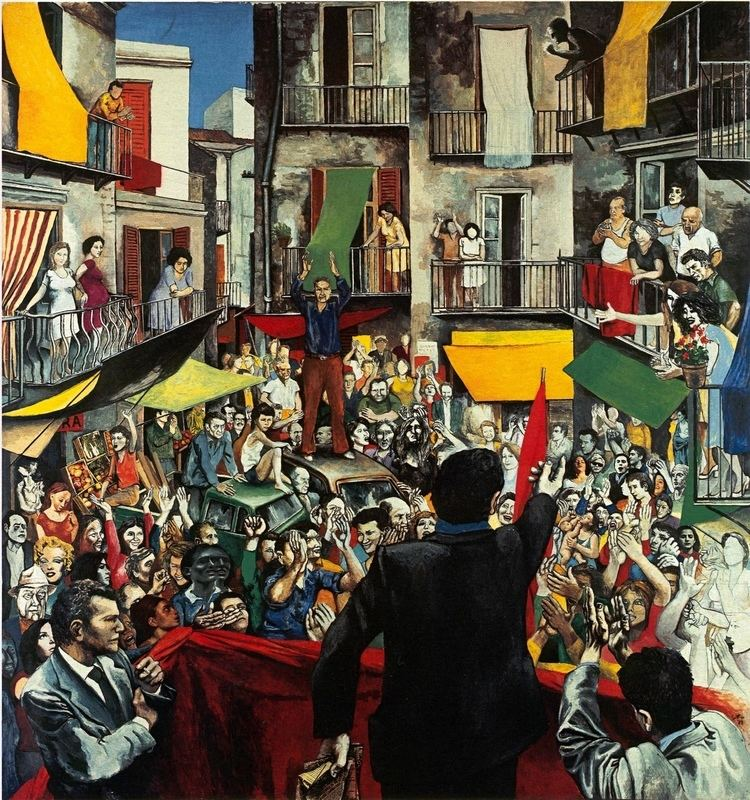Renato Guttuso Renato Guttuso review the communist painter who loved