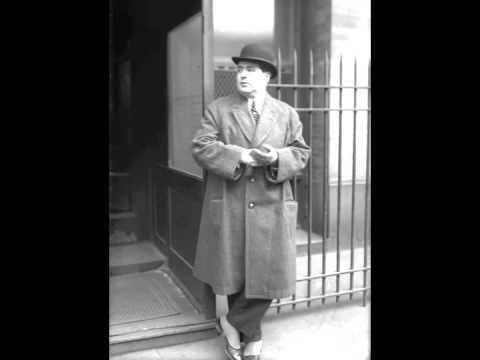 Renato Zanelli CARMEN Renato Zanelli Gianna Pederzini Final Duet c 1930
