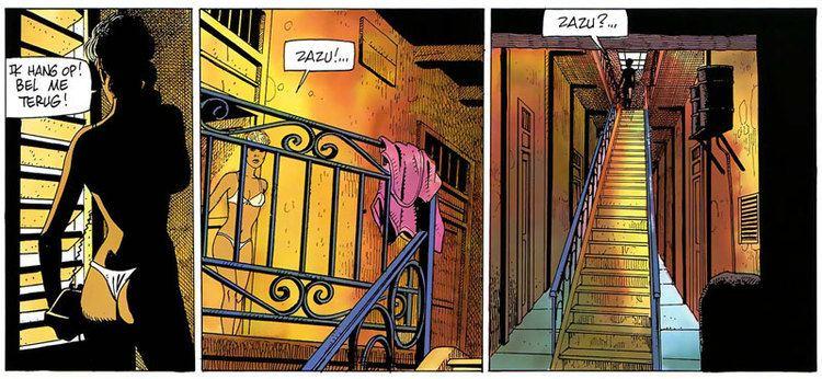 Renaud Denauw Renaud Denauw Lambiek Comiclopedia