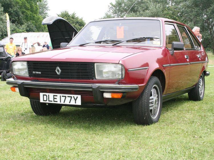 Renault 20/30