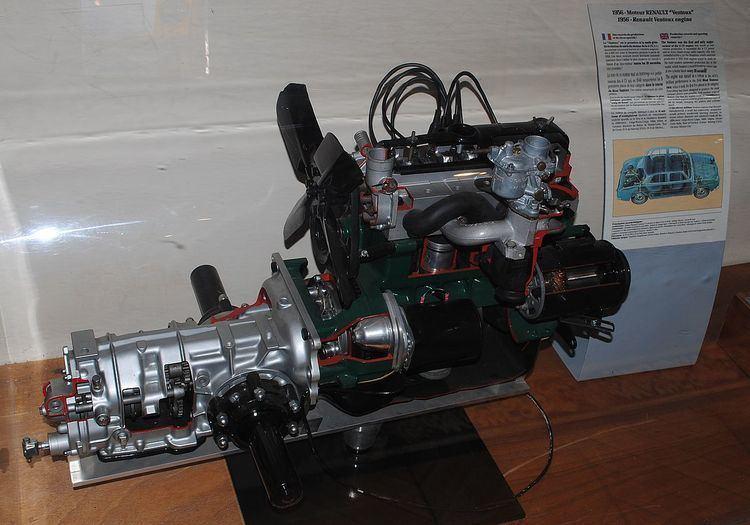 Renault Billancourt engine