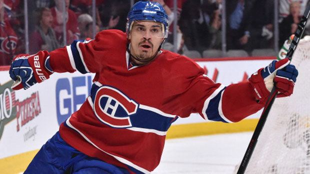 Rene Bourque Rene Bourque has Canadiens wanting more Hockey CBC Sports