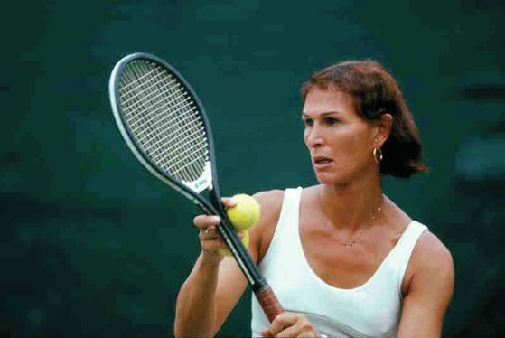 Renée Richards 7069 Life at 80 Renee Richards on and off the tennis court Gay