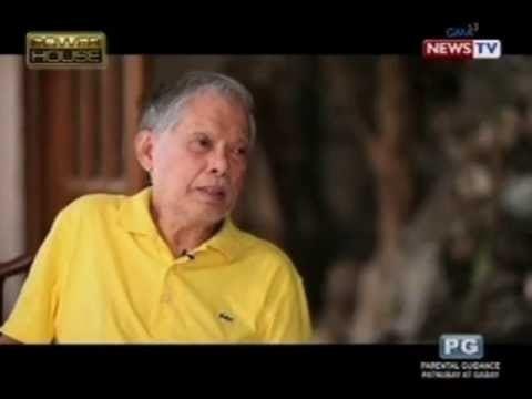 Rene Saguisag Former senator Rene Saguisag on his wife39s death I didn39t
