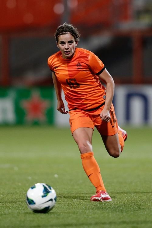 Renée Slegers International Rene Slegers met Oranje in Helmond Helmond Sport