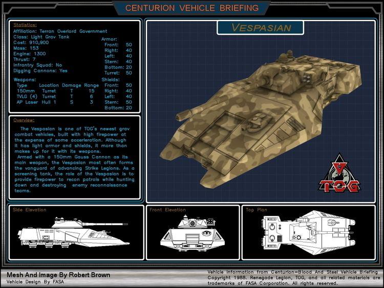 Renegade Legion SciFi Renegade Legion Vehicle Recognition Sheets Foundation 3D