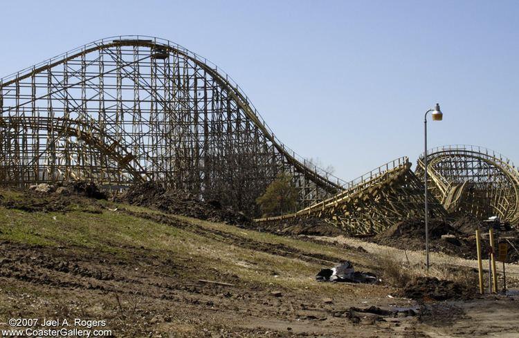 Renegade (roller coaster) CoasterGallerycom Valleyfair