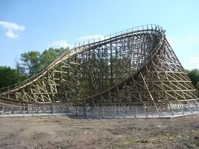 Renegade (roller coaster) Renegade Roller Coaster Photos Valleyfair
