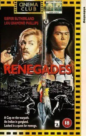 Renegades (1989 film) Renegades 1989