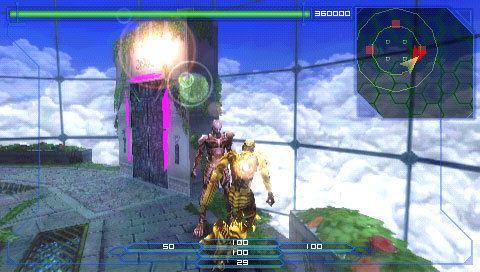 Rengoku II: The Stairway to Heaven Rengoku II The Stairway to HEAVEN Screenshot PSP 12550 large