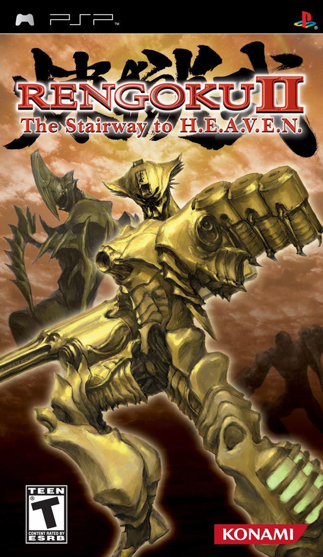 Rengoku II: The Stairway to Heaven Rengoku II The Stairway to HEAVEN PlayStation Portable IGN