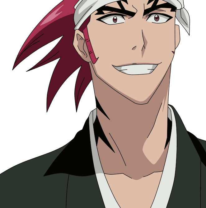 Renji Abarai renji abarai Szukaj w Google bleach Pinterest Search Bleach