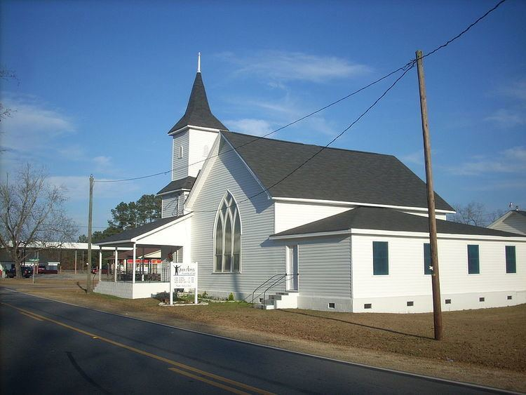 Rennert, North Carolina