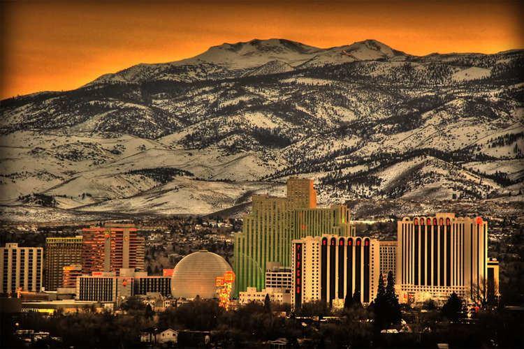 Reno, Nevada Beautiful Landscapes of Reno, Nevada