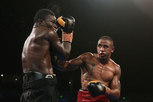 Renold Quinlan Renold Quinlan threatens to pull out of Chris Eubank Jr fight over