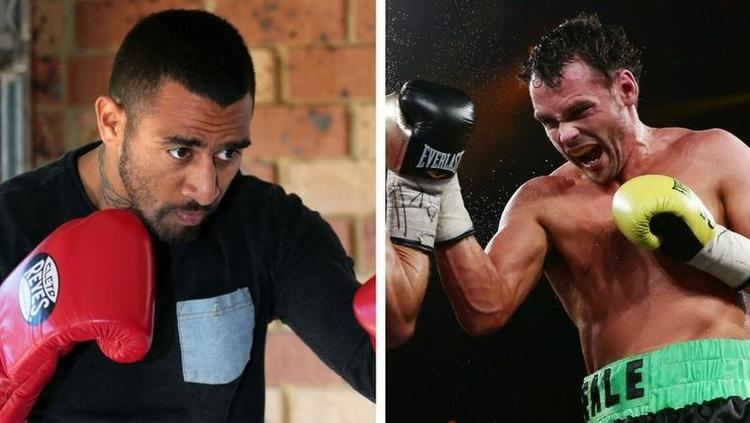 Renold Quinlan Boxing Daniel Geale vs Renold Quinlan the IBO super middleweight